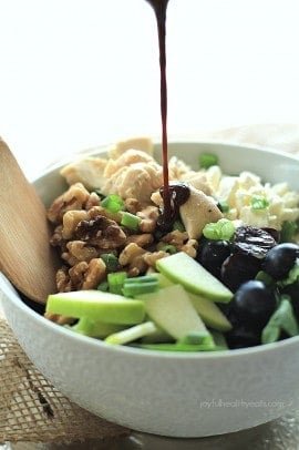 Chicken Feta Walnut Grape Chopped Salad with Balsamic Vinaigrette_7