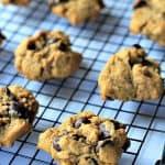 Image of Healthy Pumpkin Chocolate Chip Cookies