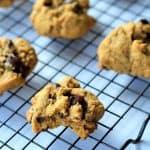 Pumpkin Chocolate Chip Cookies_4