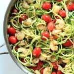 Image of Shrimp Scampi with Zucchini Noodles