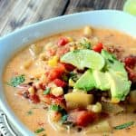 Image of Crock Pot Corn & Potato Chowder