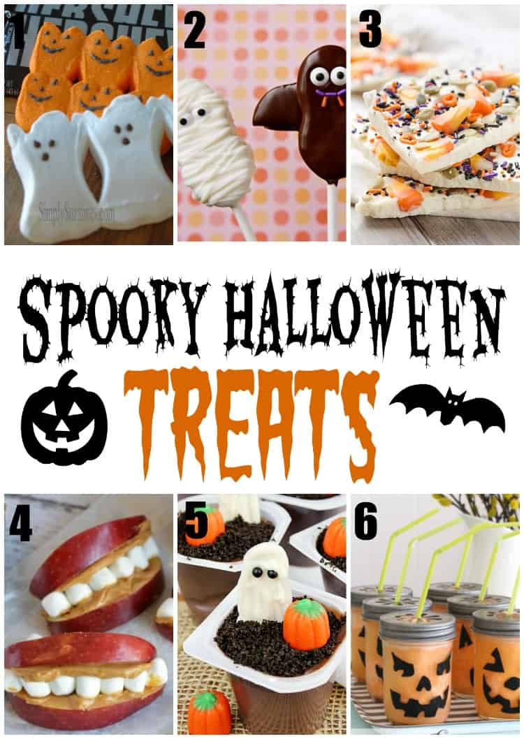 Spooky Halloween Treats 2