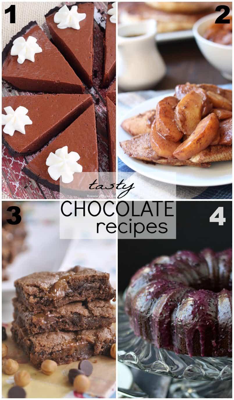 Tasty Chocolate Recipes 2