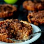Mini Apple Pie Tartlets with Pecan Streusel