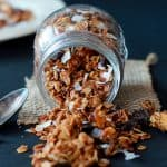 The Best Homemade Almond Joy Granola