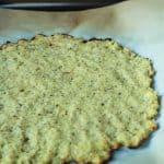 Image of Herb Cauliflower Pizza Crust