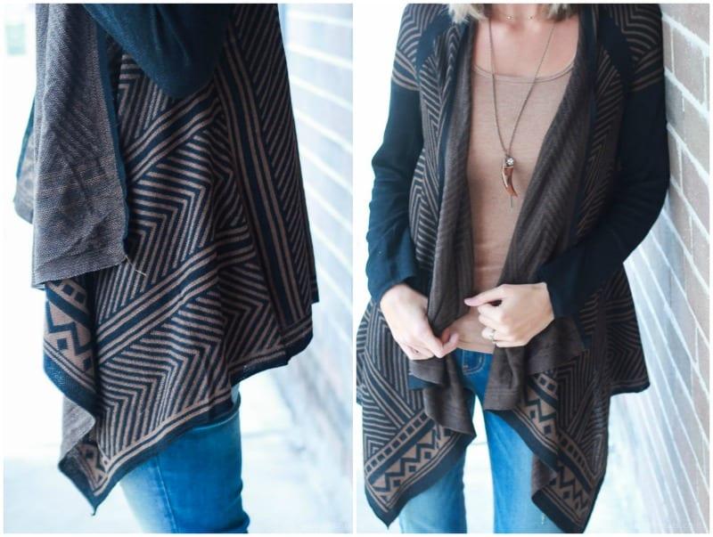 Fashion Forward - loving this cute pencil skirt and black mesh top! | www.joyfulhealthyeats.com #stitchfix
