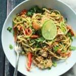 Image of Thai Chicken Peanut Noodles