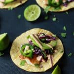 The BEST Grilled Mahi Mahi Fish Tacos Recipe | Joyful Healthy Eats