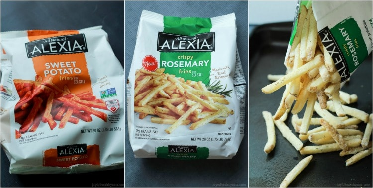 Skinny Greek Loaded French Fries__fries
