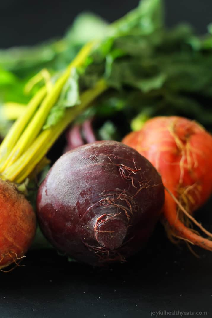 how to cook spiralized beets