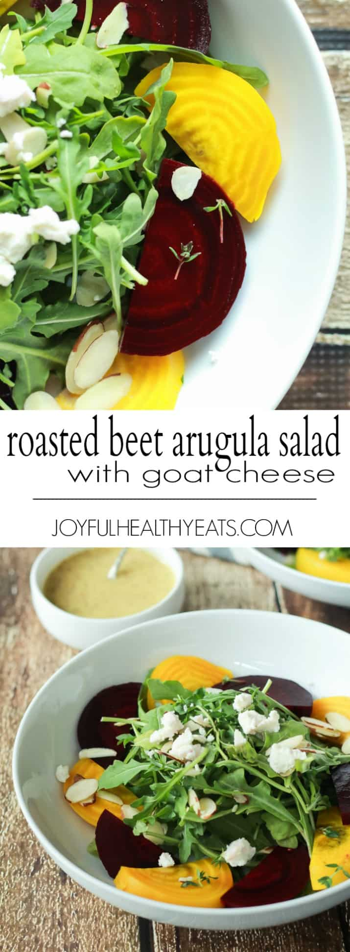 Grilled Beets With Fresh Goat Cheese Dressing Recipe — Dishmaps
