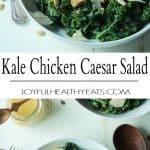 Easy Kale Chicken Caesar Salad Recipe | Healthy & Delicious Kale Salad