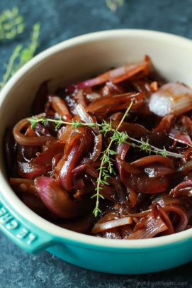 Image of Balsamic Caramelized Onions