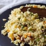 Mediterranean Orzo Salad Recipe-3