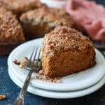 Pumpkin Spice Latte Coffee Cake-7