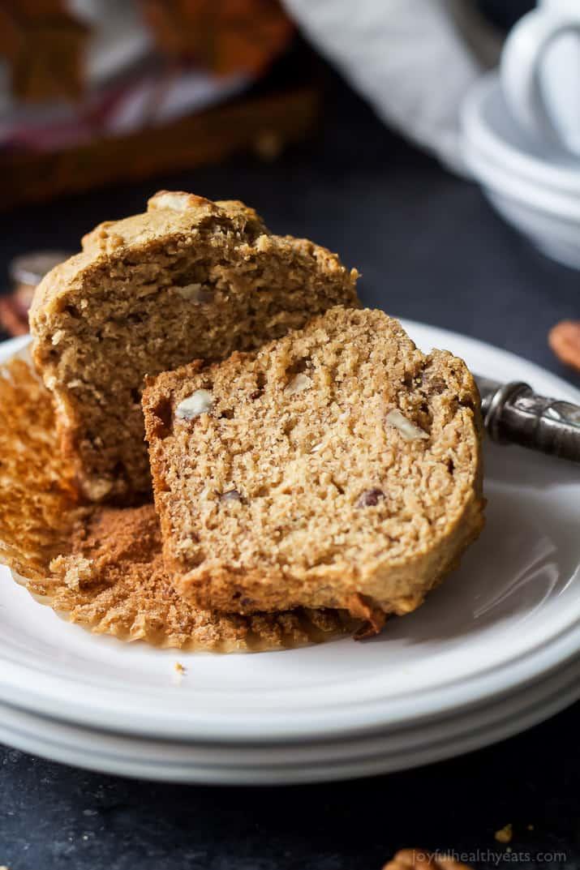 Skinny Banana Nut Muffins Breakfast Muffin Recipes