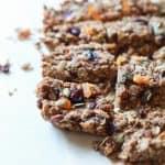 Easy Pumpkin Spice Granola Bars - web-4