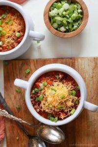 The BEST Crock Pot Chili
