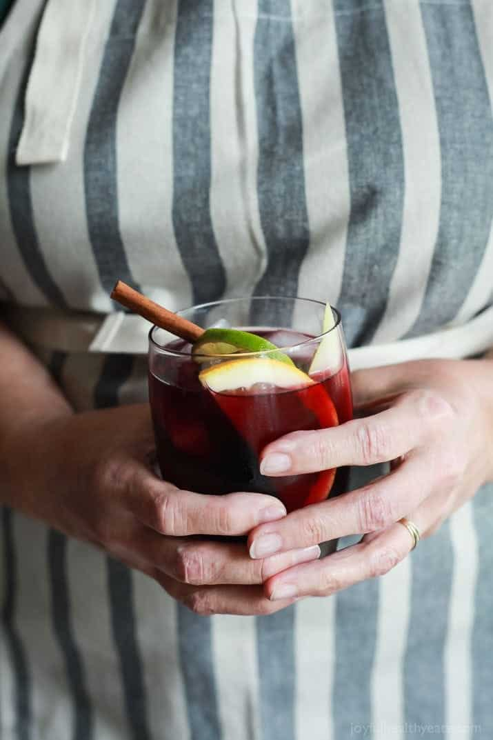 The Ultimate Holiday Sangria | Best Red Sangria Recipe Ever