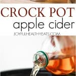 Crock Pot Apple Cider Recipe | How to Make Cider in the Slow Cooker