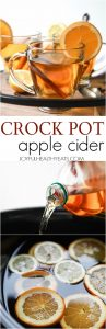Crock Pot Apple Cider Recipe | How to Make Cider in the Slow Cooker