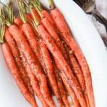 Honey Mustard Glazed Carrots - web-5