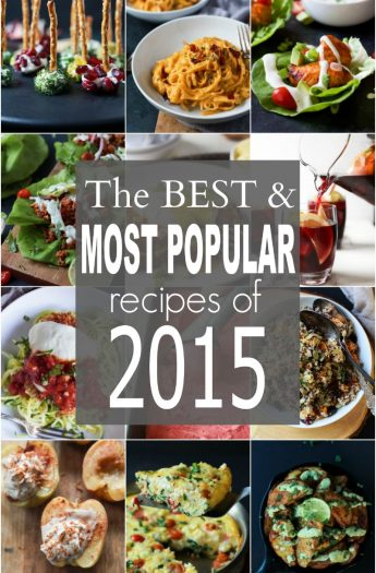 The Best & Most Popular Recipes of 2015_long