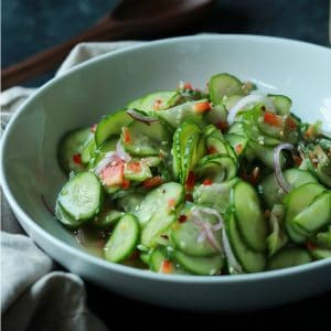 Asian Cucumber Salad-fdgwker