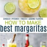 How to make the Ultimate Margarita Recipe pin3