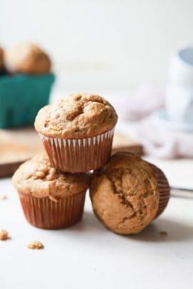 Spiced Chai Banana Muffins - web-7