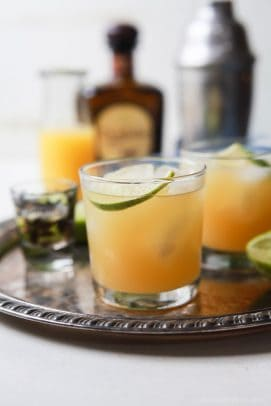 the ultimate classic margarita recipe in a glass