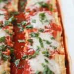 Spinach Lasagna Rolls Recipe | Easy Vegetarian Dinner Idea