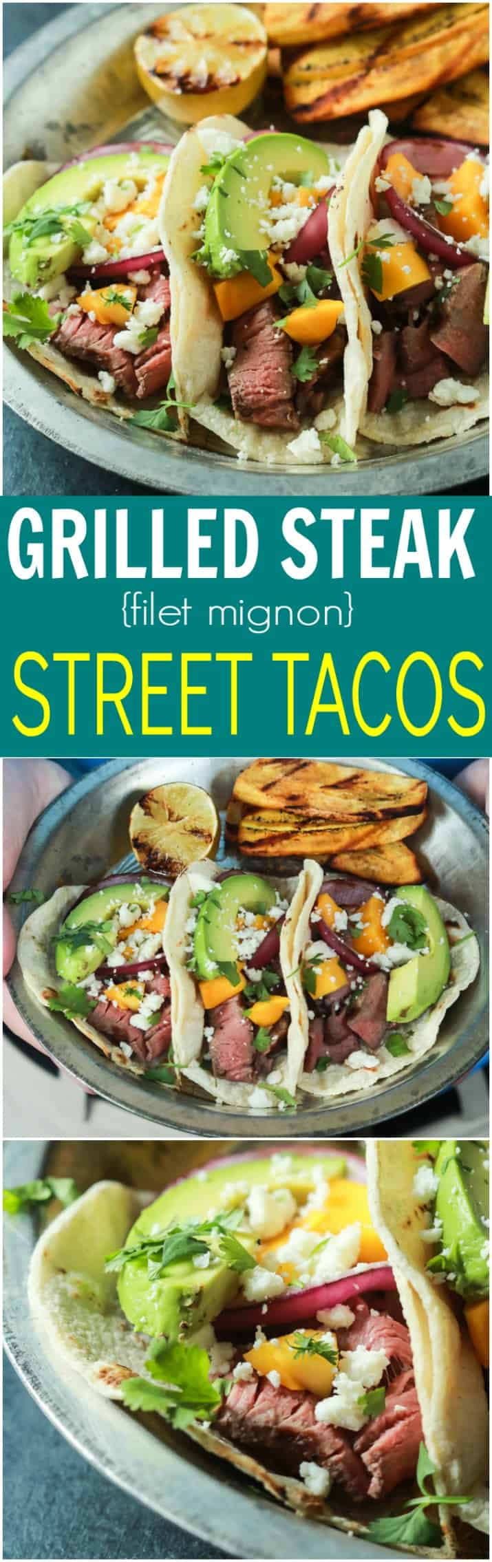 Grilled Steak Street Tacos Recipe