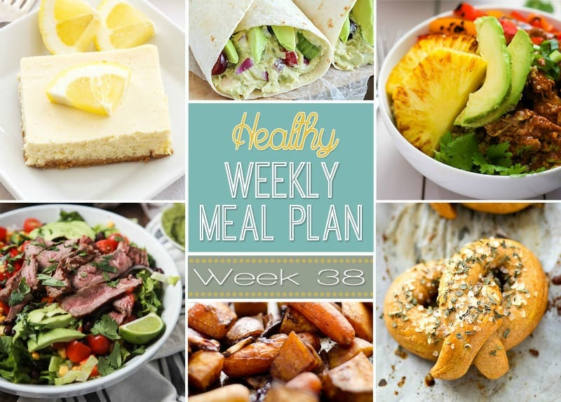 Easy healthy recipes for a group