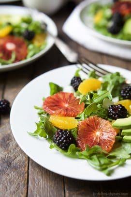 Image of Summer Citrus Avocado Salad