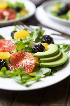 Summer Citrus Avocado Salad -web-6