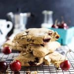 Almond Chocolate Cherry Scones - web-5