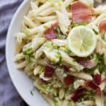 Creamy Lemon Pasta with Proscuitto - web-2