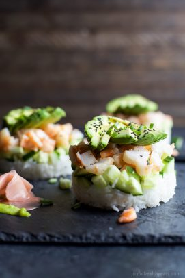 Stacked California Sushi Roll - web-2