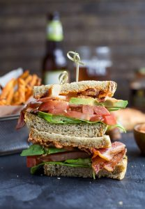 Image of The Ultimate Avocado BLT