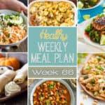 Healthy Meal Plan Week #66