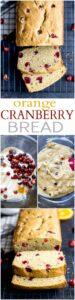 Orange Cranberry Bread Recipe
