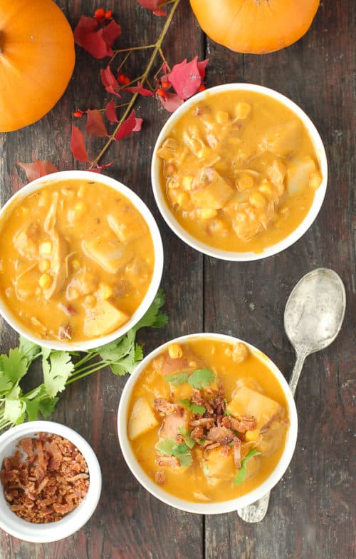 22 of the BEST Crock Pot Recipes on the web! Everything from comforting Soups, to savory Sandwiches, to healthy Quinoa Bowls, and sweet desserts - basically covering dinner recipes till the end of the year! | joyfulhealthyeats.com