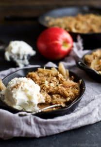 Image of Cinnamon Apple Pear Crisp