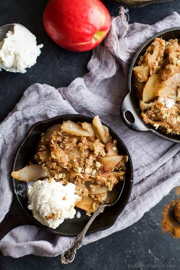 Cinnamon Apple Pear Crisp | Easy Dinner Recipes | Quick Easy Dinner ...