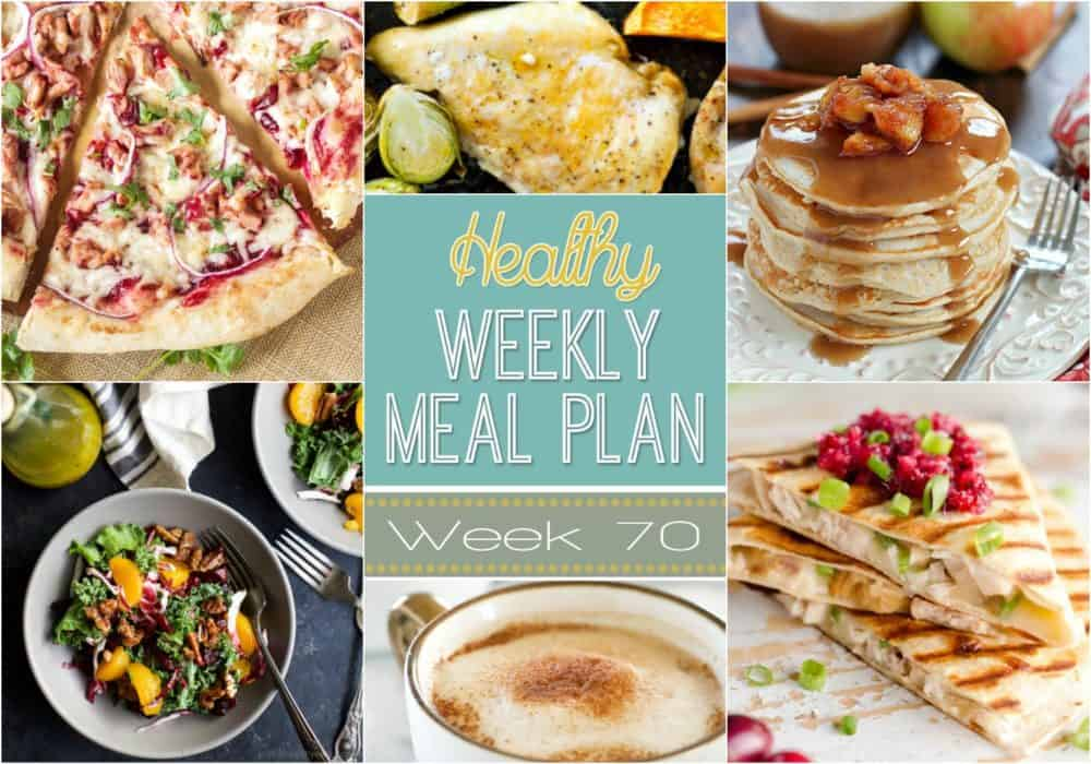 Make Your Life Easier AND Healthier This Healthy Meal Plan Has A Weeks Worth Of
