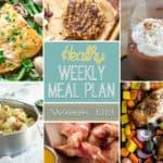 Healthy Meal Plan Week #68