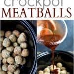 Asian Crockpot Meatballs Recipe | Easy Crockpot Appetizers