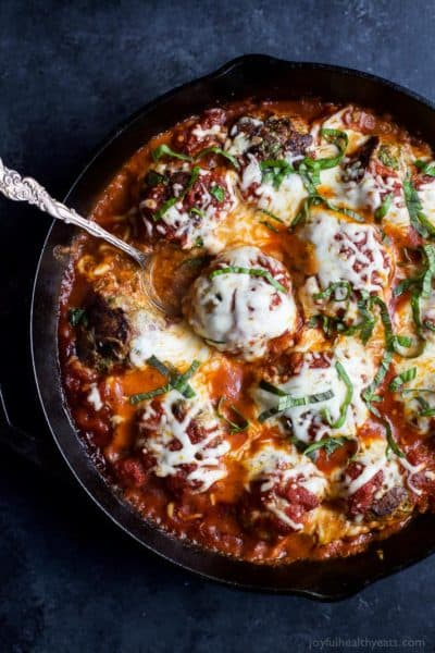 The Best & Most Popular Recipes of 2016 - from breakfast recipes to dinner ideas to date night at home cocktails. The Most Pinned Recipes you're gonna love!   joyfulhealthyeats.com